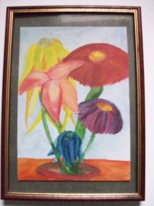 Five Flowers (1)