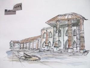 Huddersfield Station Entranace [Old Style]
